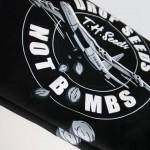 Ladies Drop Seeds Not Bombs T-shirt